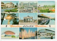 Buy GERMANY - THE BERLIN COLLECTION FDC7626