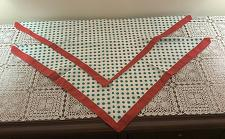 Buy Two Brand New Christmas Polka Dots Design Dog Bandanas For Dog Rescue Charity