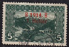 Buy ÖSTERREICH AUSTRIA [BosHerz] MiNr 0089 I ( O/used )