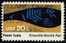 Buy US #2009 Fossil Fuels; Used (2Stars) |USA2009-02