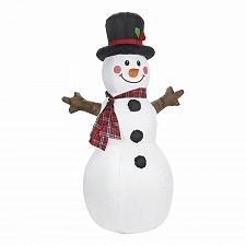 Buy Inflatable Outdoor Holiday Character Decor, 4ft