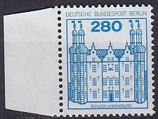 Buy GERMANY BERLIN [1982] MiNr 0676 l ( **/mnh ) Burgen Schlösser