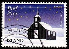 Buy ISLAND ICELAND [2001] MiNr 0998 ( O/used ) Architektur