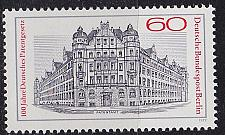 Buy GERMANY BERLIN [1977] MiNr 0550 ( **/mnh ) Kunst