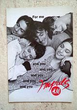 Buy H&M Impuls Advertising Postcard of 1994.