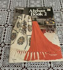 Buy Leisure Arts Book 102 Afghan Book 2 Knit Crochet 16 Patterns For Dog Charity