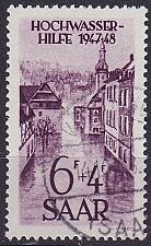 Buy GERMANY Saar [1948] MiNr 0255 ( O/used )