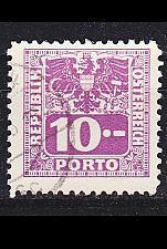 Buy ÖSTERREICH AUSTRIA [Porto] MiNr 0188 ( O/used )
