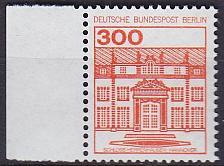 Buy GERMANY BERLIN [1982] MiNr 0677 l ( **/mnh ) Burgen Schlösser