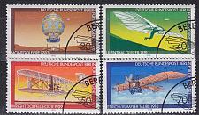 Buy GERMANY BERLIN [1978] MiNr 0563-66 ( O/used ) Flugzeuge
