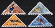 Buy VIETNAM SÜD SOUTH [1970] MiNr 0442-45 ( **/mnh ) Vögel