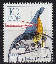Buy GERMANY DDR [1979] MiNr 2389 F13 ( OO/used ) [01] Plattenfehler