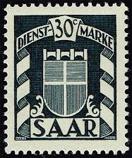 Buy Saar #O28 Arms; MNH (5Stars) |SAAO28-02XDP