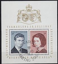 Buy LIECHTENSTEIN [1967] MiNr 0478-79 Block 7 ( O/used )
