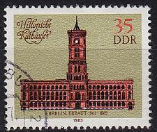 Buy GERMANY DDR [1983] MiNr 2778 ( OO/used ) Bauwerke