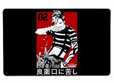 """Buy Iconic Two Large Mouse Pad 10"""" x 16"""" Mat Placemat Pop Culture Inspired Nerdy Gee"""