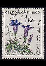 Buy CSSR [1960] MiNr 1238 ( O/used ) Blumen