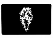 """Buy Ghost Face Bats Large Mouse Pad 10"""" x 16"""" Mat Placemat Pop Culture Inspired Nerd"""