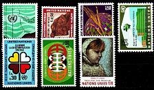 Buy UNO Genf [1971] Jahrgang ( **/mnh )