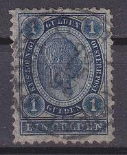 Buy ÖSTERREICH AUSTRIA [1890] MiNr 0061 H ( O/used )