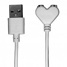 Buy USB Magnetic Charger Cord (Ivibe Select Iplease) White - DJ0100-56BU