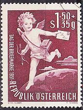 Buy ÖSTERREICH AUSTRIA [1952] MiNr 0972 ( O/used )