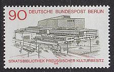 Buy GERMANY BERLIN [1978] MiNr 0577 ( **/mnh ) Bauwerke