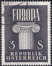 Buy ÖSTERREICH AUSTRIA [1960] MiNr 1081 ( O/used ) CEPT