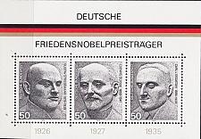 Buy GERMANY BUND [1975] MiNr 0871-73 Block 11 ( **/mnh )