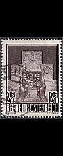 Buy ÖSTERREICH AUSTRIA [1956] MiNr 1025 ( O/used ) UNO