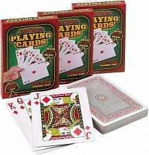Buy Giant 5 x 7 Inch Playing Cards - Full Big Decks of Jumbo Poker lot of 3 pks