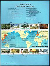 Buy US #SP1070 (2838) World War II (5Stars) |USASP1070-01