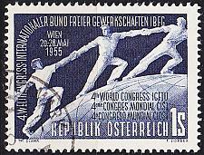 Buy ÖSTERREICH AUSTRIA [1955] MiNr 1018 ( O/used )