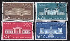 Buy GERMANY BUND [1970] MiNr 0624-27 ( O/used ) Olympiade