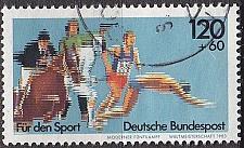 Buy GERMANY BUND [1983] MiNr 1173 ( O/used ) Sport