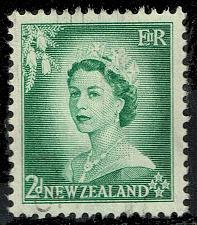 Buy New Zealand #291 Queen Elizabeth II; Used (5Stars) |NWZ0291-02