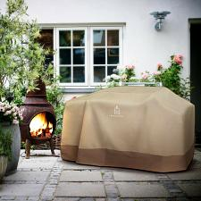 Buy Den Haven Grill Cover Heavy Duty Waterproof BBQ Expert Protection (59-Inches)