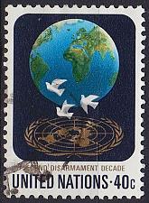 Buy UNO New York [1982] MiNr 0393 ( O/used )