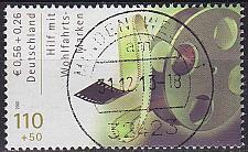 Buy GERMANY BUND [2001] MiNr 2220 A ( O/used ) Sport