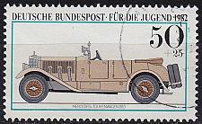 Buy GERMANY BUND [1982] MiNr 1124 ( O/used ) Auto