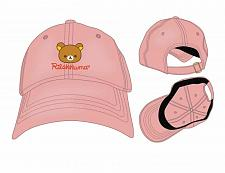 Buy Rilakkuma Bear San-X Adjustable Hat Cap Anime Kawaii Manga Bioworld New