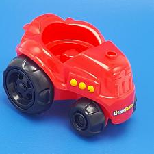 Buy Fisher Price Little People Red Farm Tractor Replacement Y8202 Vehicle 2001