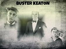 Buy BUSTER KEATON 3 FT X 5 FT FABRIC BANNER