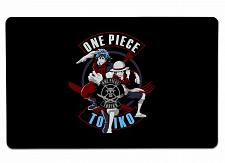 """Buy One Piece X Toriko Large Mouse Pad 10"""" x 16"""" Mat Placemat Pop Culture Inspired N"""