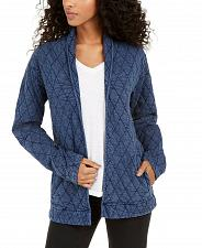 Buy Open Quilted Jacket M Women`s $129.00 New With Tags