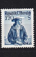 Buy ÖSTERREICH AUSTRIA [1952] MiNr 0978 ( */mh ) Trachten