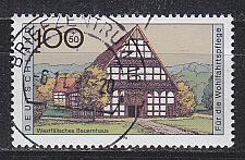 Buy GERMANY BUND [1996] MiNr 1886 ( O/used ) Bauwerke