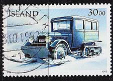 Buy ISLAND ICELAND [1992] MiNr 0771 ( O/used ) Auto