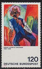 Buy GERMANY BUND [1974] MiNr 0823 ( **/mnh ) Gemälde