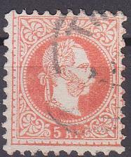 Buy ÖSTERREICH AUSTRIA [1867] MiNr 0037 I/II b ( O/used )